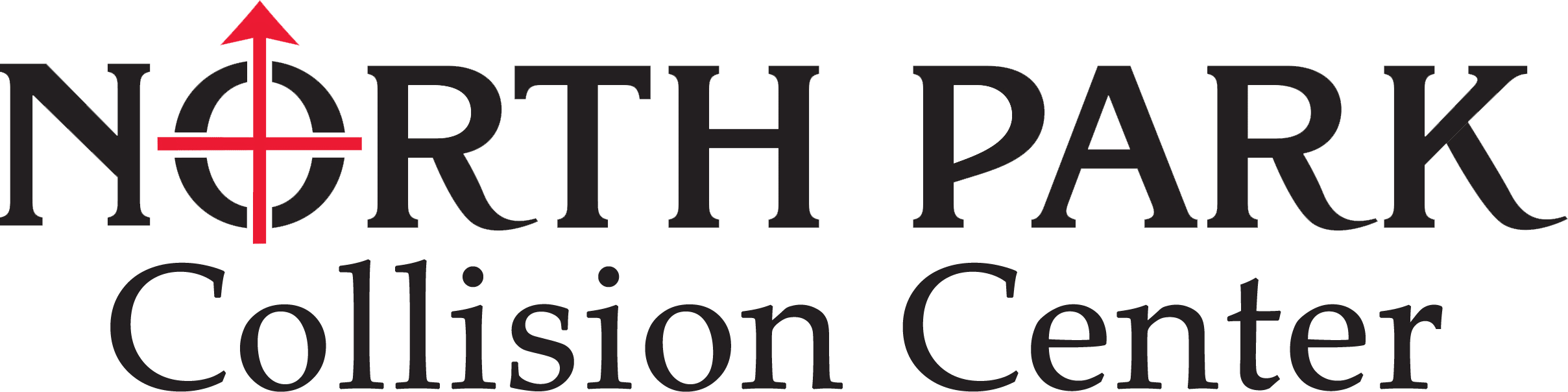 NorthPark Collision Retina Logo